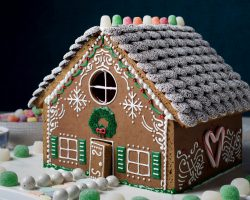 Ladies Event - Ginger Bread House
